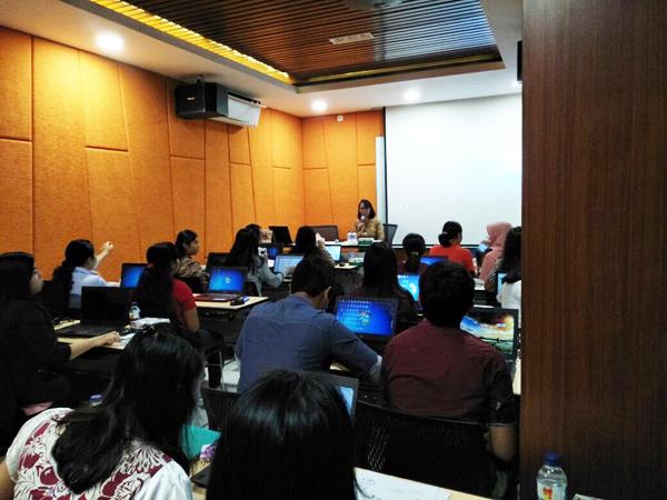 Pelatihan Tata Cara Penyusanan dan Laporan Kegiatan Penanaman Modal (LKPM)